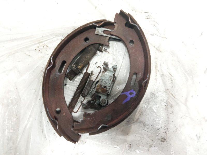 Механизм стояночного тормоза Infiniti Qx56 JA60 VK56DE 2005 задний правый