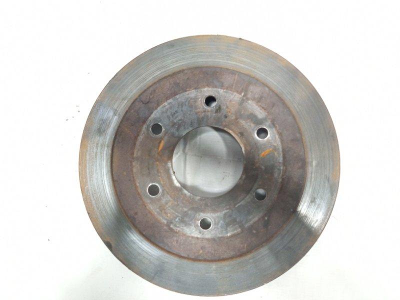 Тормозной диск Infiniti Qx56 JA60 VK56DE 2005 задний правый