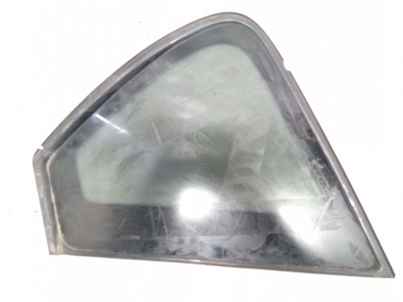 Стекло собачника Toyota Corolla Spacio ZZE122 1ZZFE 2005 заднее правое