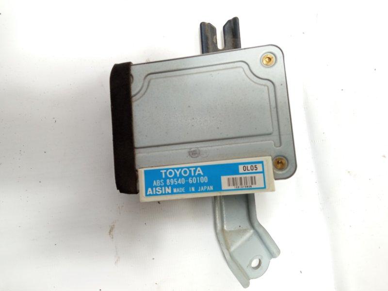 Блок управления abs Toyota Land Cruiser Prado KDJ90 1KDFTV 2000