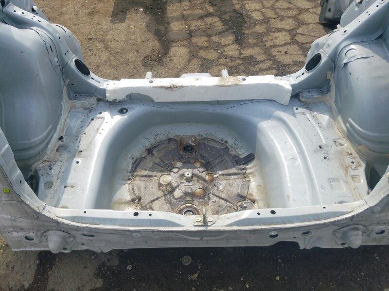 Тазик железный Toyota Corolla Spacio ZZE122 1ZZFE 2005 задний