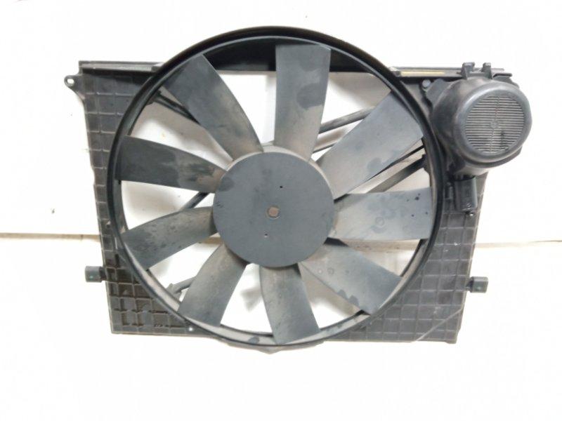 Вентилятор охлаждения радиатора Mercedes-Benz S-Class WDB220 M113E55 2001