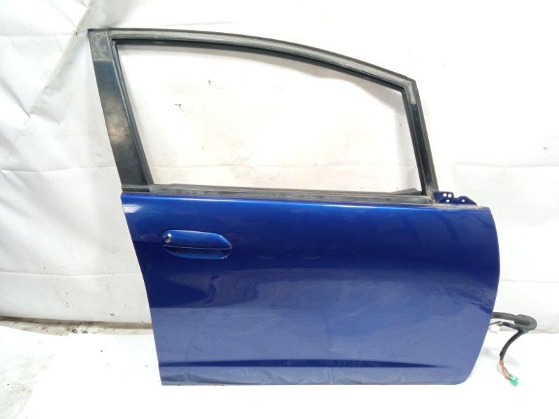 Дверь Honda Fit GP1 L15A 2008 передняя правая