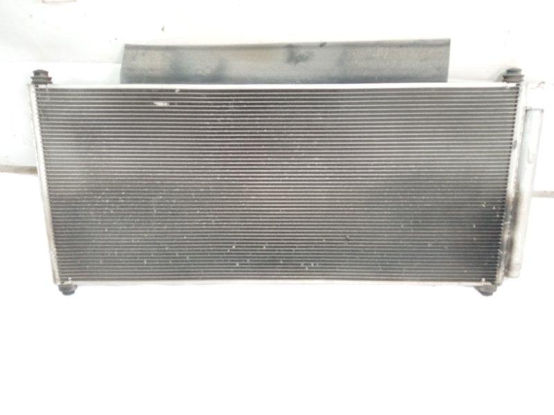 Радиатор кондиционера Honda Fit GP1 L15A 2008 передний