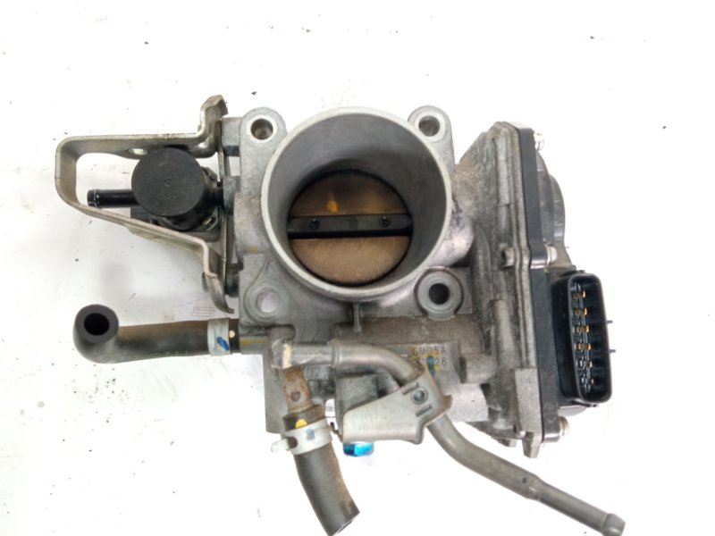 Заслонка дросельная Honda Fit GE8 L15A 2008