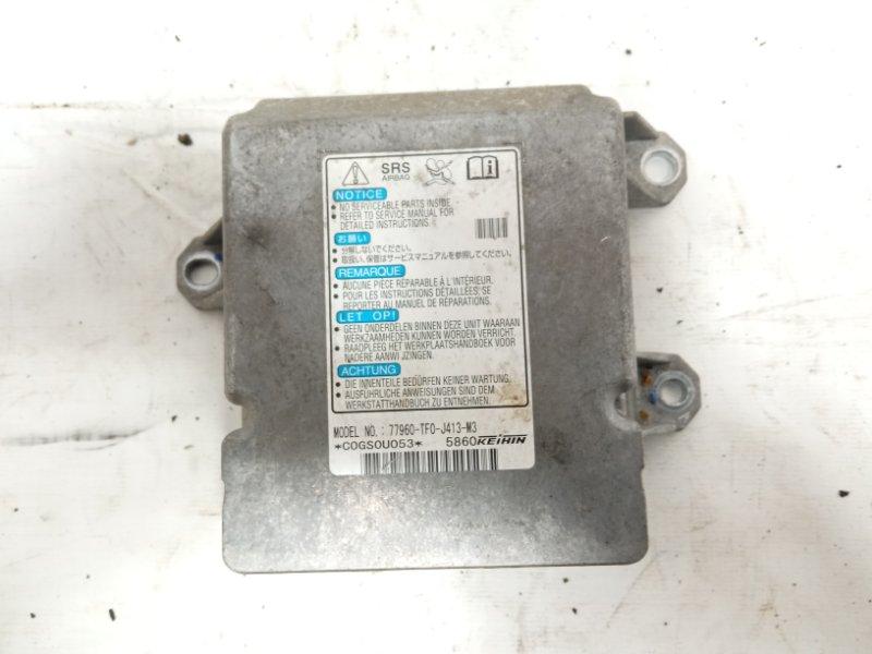 Блок управления airbag Honda Fit GP1 L15A 2008