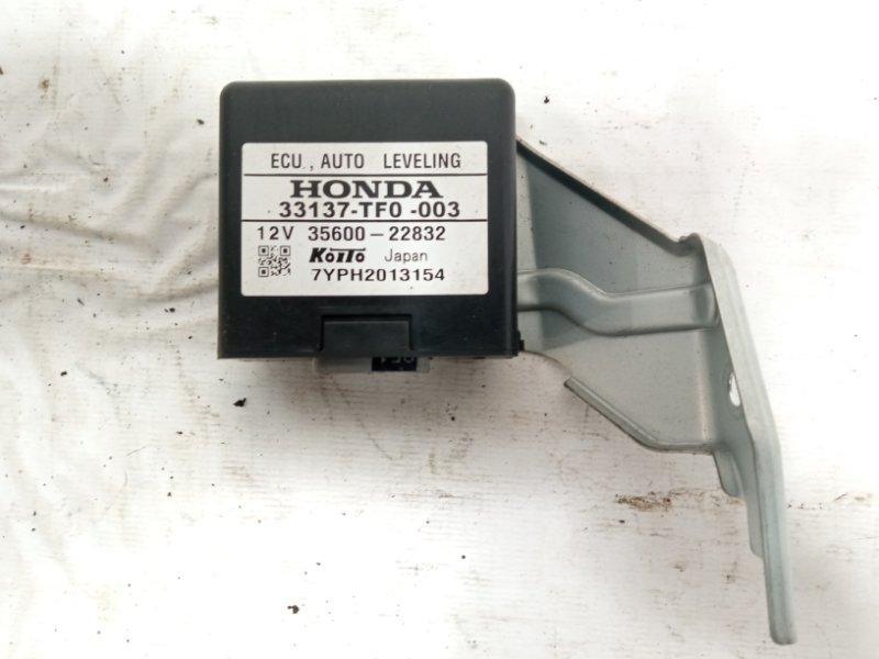 Блок управления Honda Fit GP1 L15A 2008