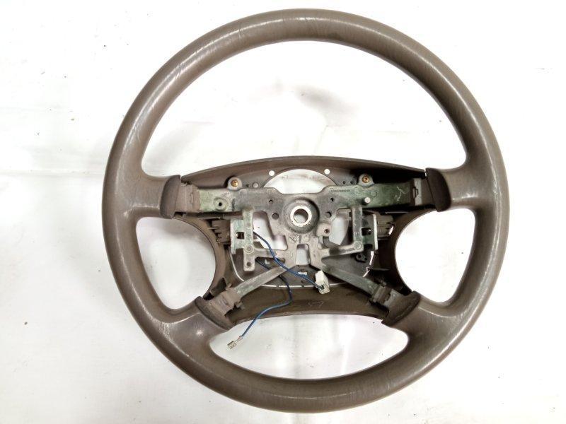 Руль Toyota Corolla Fielder NZE121 3CE 2002 передний правый