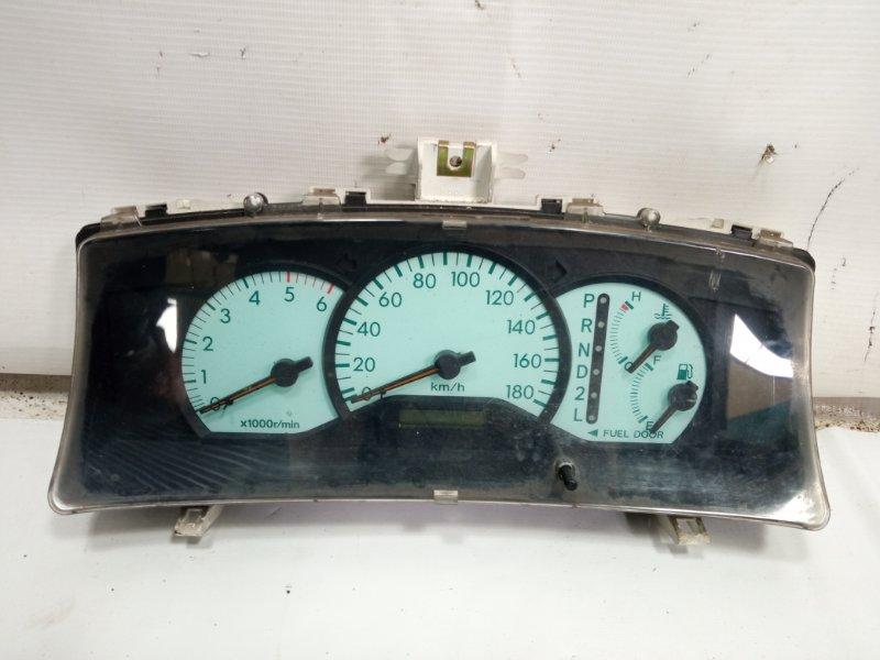 Спидометр Toyota Corolla Fielder CE121 3CE 2002 передний