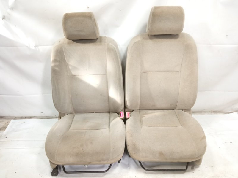 Сидение Toyota Corolla Fielder NZE121 3CE 2002 переднее правое