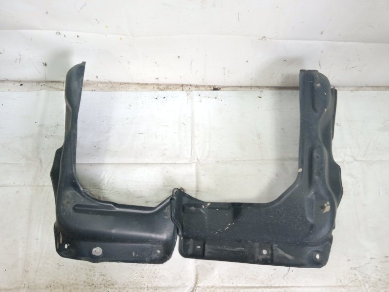 Защита двигателя Toyota Corolla Fielder NZE121 3CE 2002 передняя