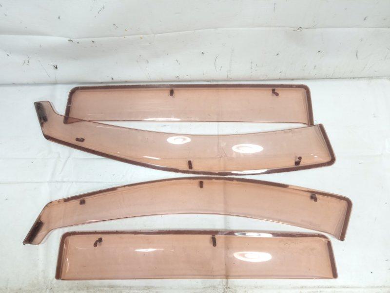 Ветровики комплект Nissan Liberty RM12 QR20DE 2002