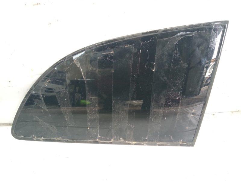 Стекло собачника Nissan Liberty RM12 QR20DE 2002 заднее правое