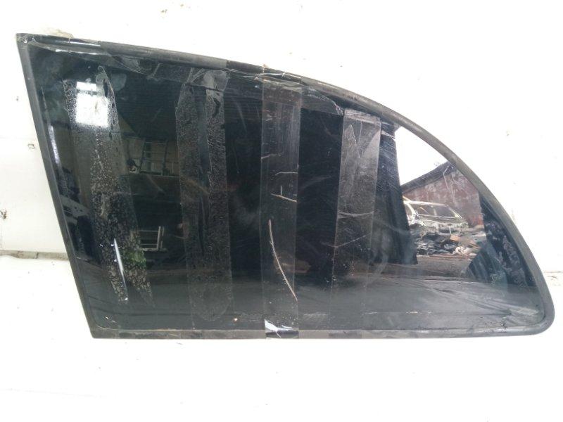 Стекло собачника Nissan Liberty RM12 QR20DE 2002 заднее левое