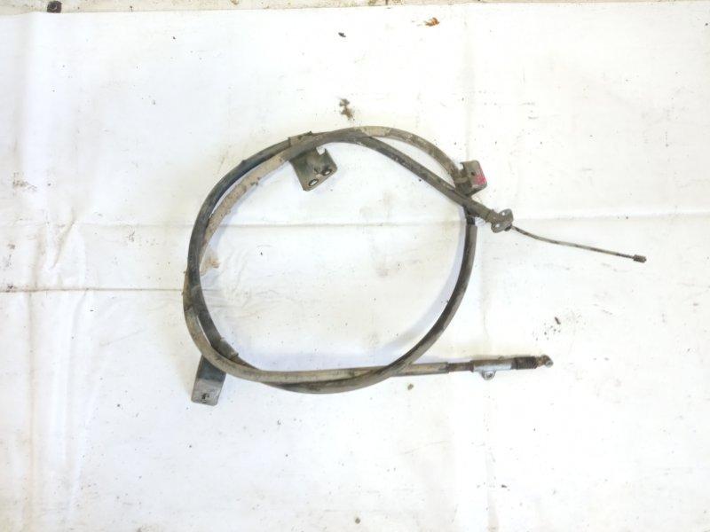 Тросик ручника Nissan Liberty RM12 QR20DE 2002 задний правый