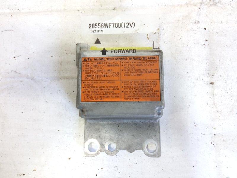 Блок управления airbag Nissan Liberty RM12 QR20DE 2002