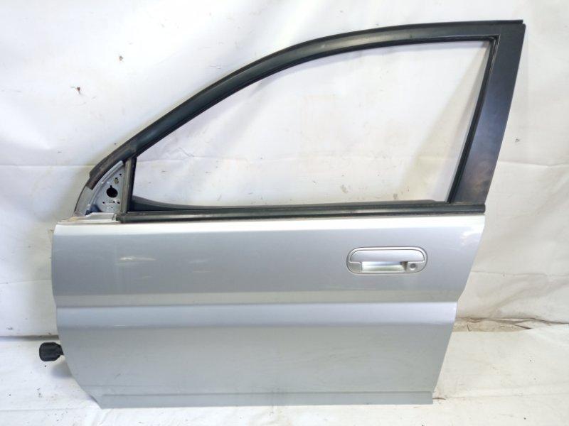 Дверь Honda Hrv GH1 D16A 2004 передняя левая