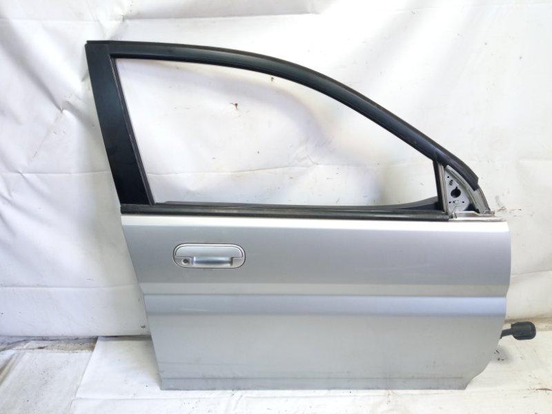 Дверь Honda Hrv GH1 D16A 2004 передняя правая