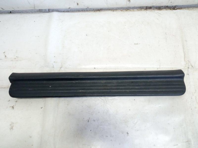 Накладка на порог салона Honda Hrv GH1 D16A 2004 передняя правая