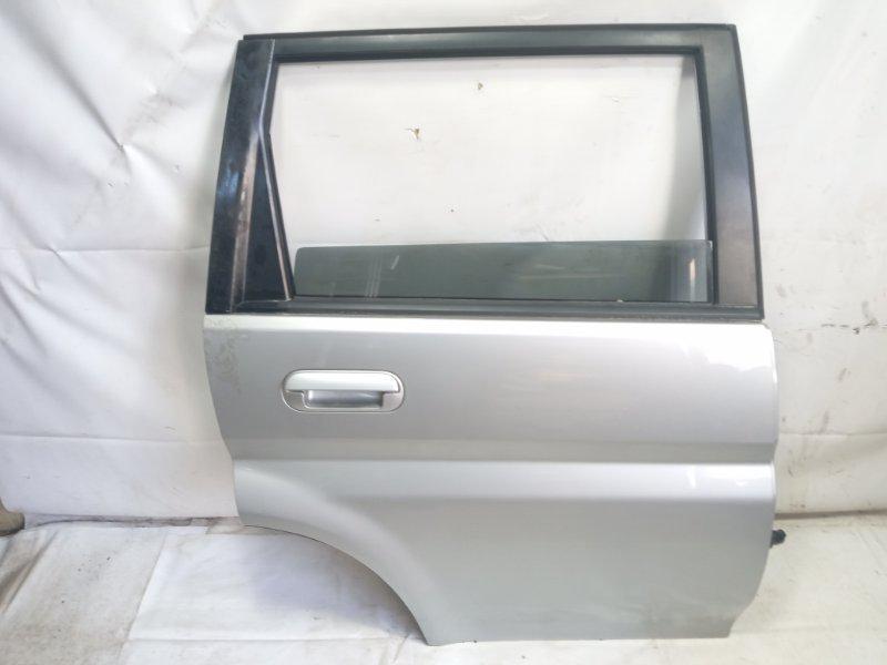 Дверь Honda Hrv GH1 D16A 2004 задняя правая