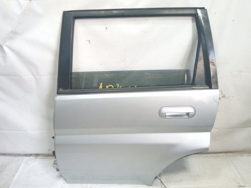 Дверь Honda Hrv GH1 D16A 2004 задняя левая