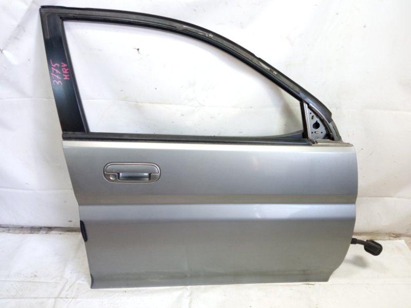 Дверь Honda Hrv GH1 D16A 2000 передняя правая