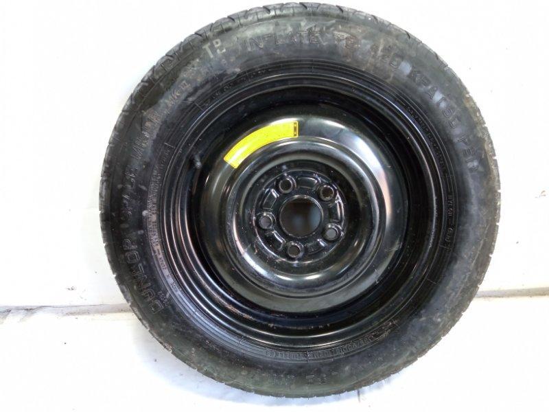 Запаска Honda Hrv GH1 D16A 2000