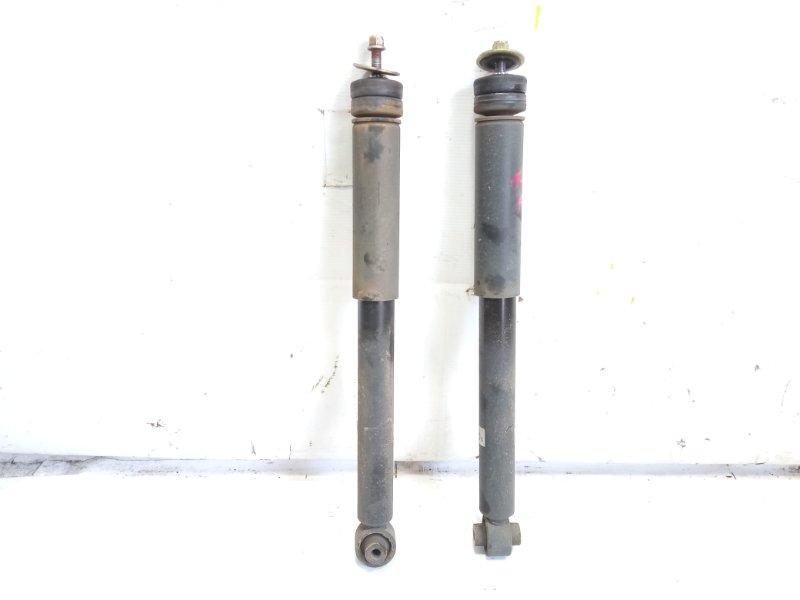 Амортизатор Honda Hrv GH1 D16A 2000 задний левый