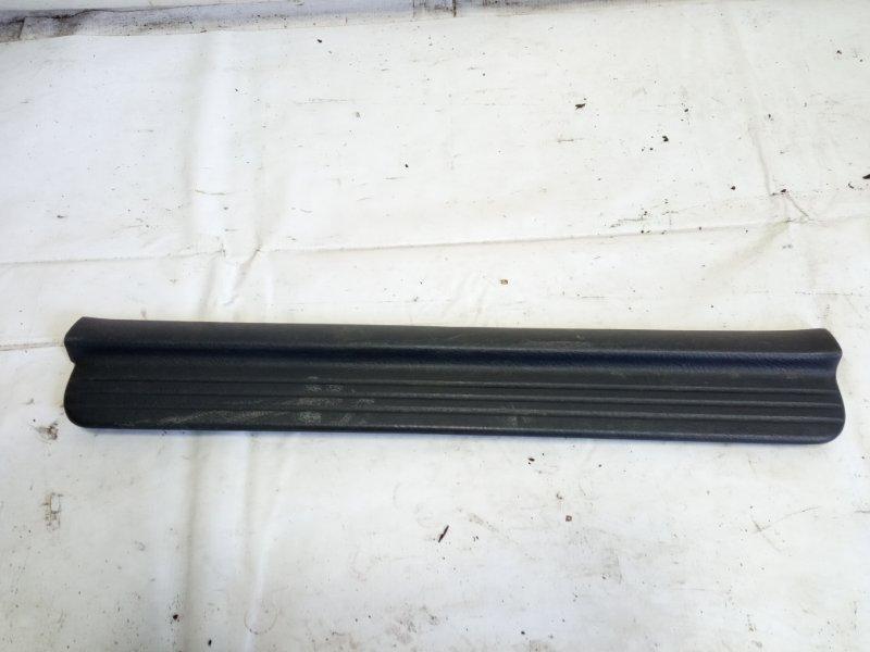 Накладка на порог салона Honda Hrv GH1 D16A 2000 передняя правая