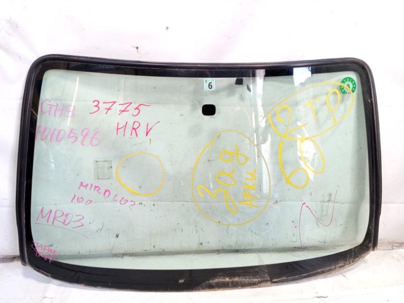 Лобовое стекло Honda Hrv GH1 D16A 2000 переднее