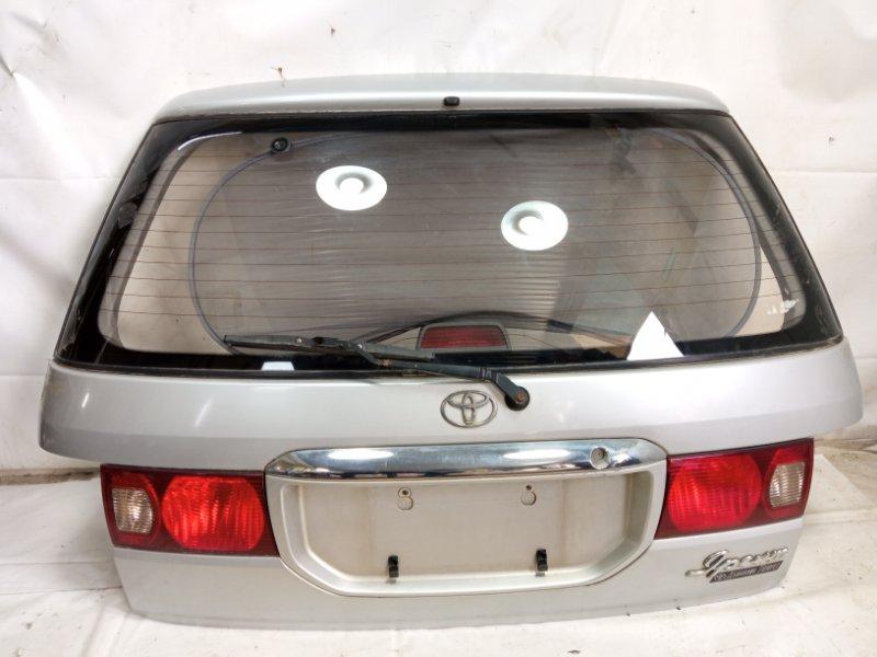 Дверь 5я Toyota Ipsum SXM10 3CTE 1998 задняя