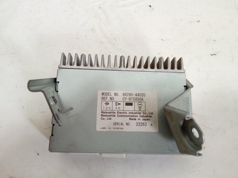 Усилитель магнитофона Toyota Gaia SXM10 3CTE 1998