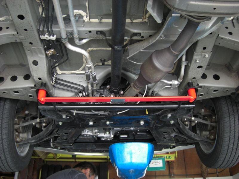 Распорка Honda Fit GP1 L15A 2008 передняя