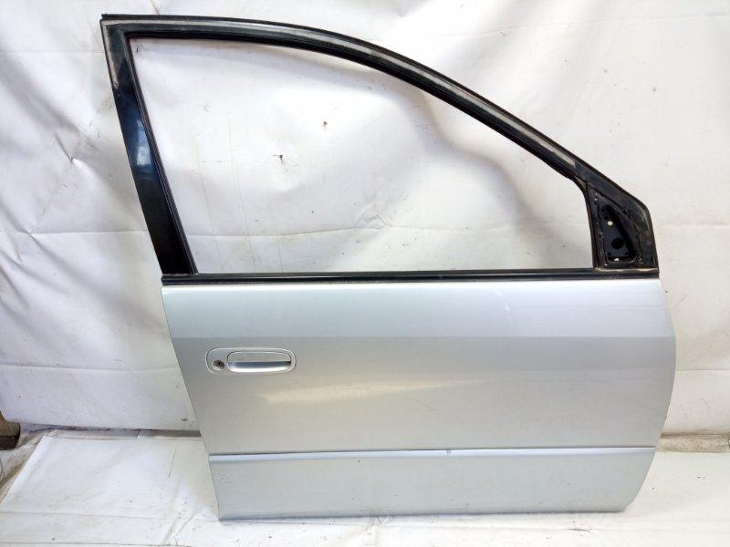Дверь Toyota Ipsum SXM10 3CTE 1998 передняя правая