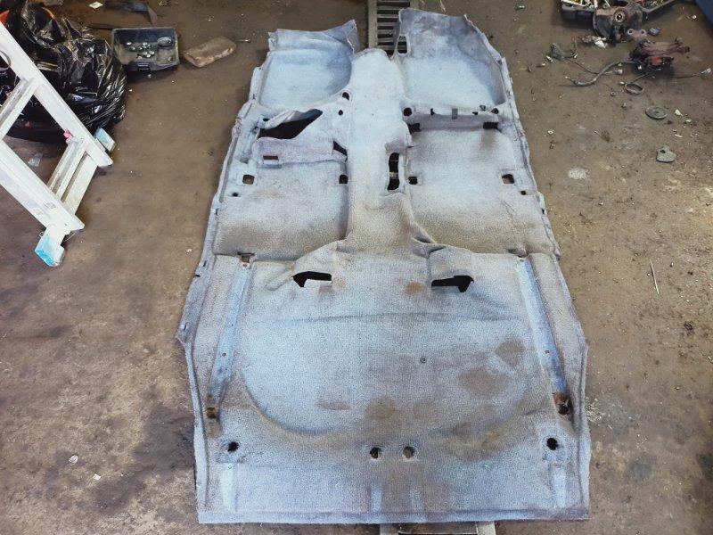 Ковер пола Toyota Gaia SXM10 3CTE 1998