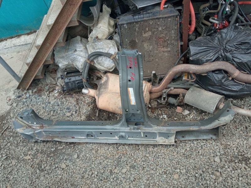 Порог кузова Honda Hrv GH3 D16A 2000 правый