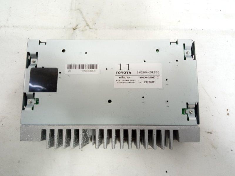 Усилитель магнитофона Toyota Estima AHR20W 2AZFXE 2009