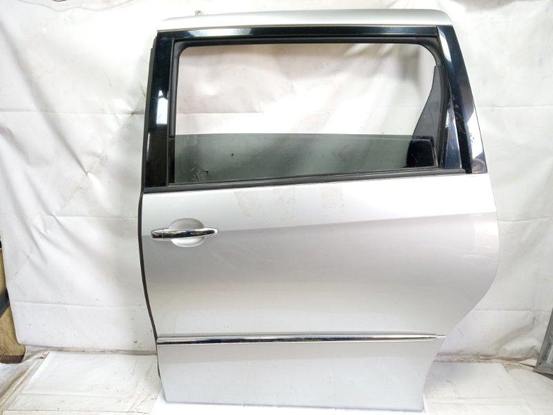 Дверь Toyota Estima AHR20W 2AZFXE 2009 задняя левая