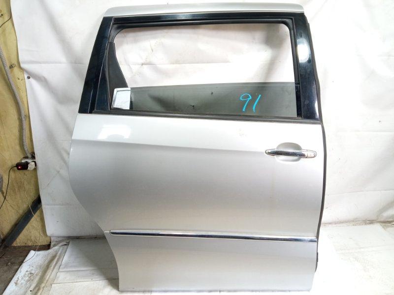 Дверь Toyota Estima AHR20W 2AZFXE 2009 задняя правая