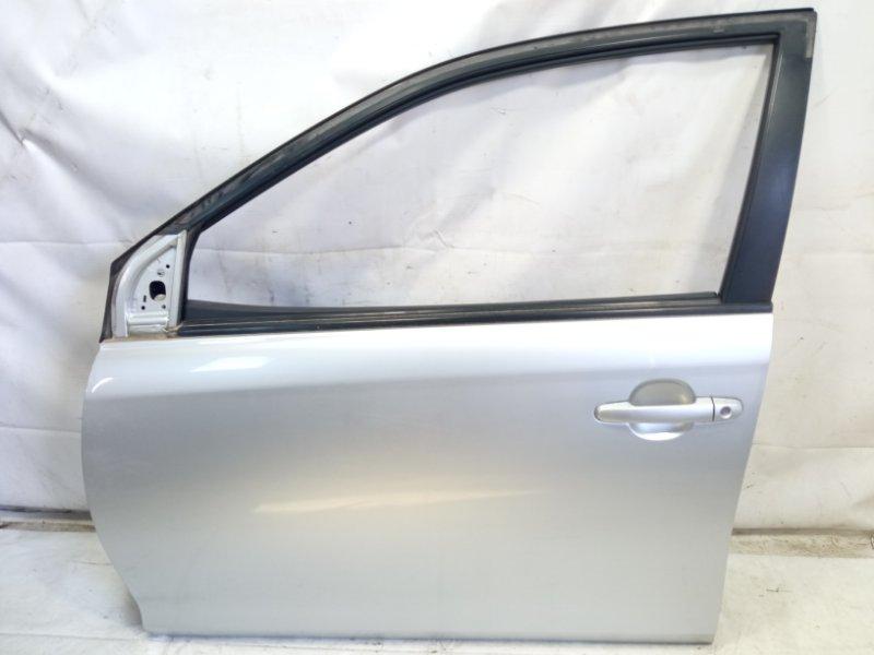Дверь Toyota Allion AZT240 1ZZFE 2005 передняя левая