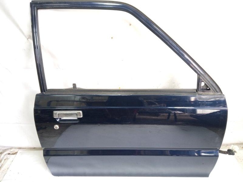 Дверь Mazda Proceed Marvie UVL6R WLT 1997 передняя правая