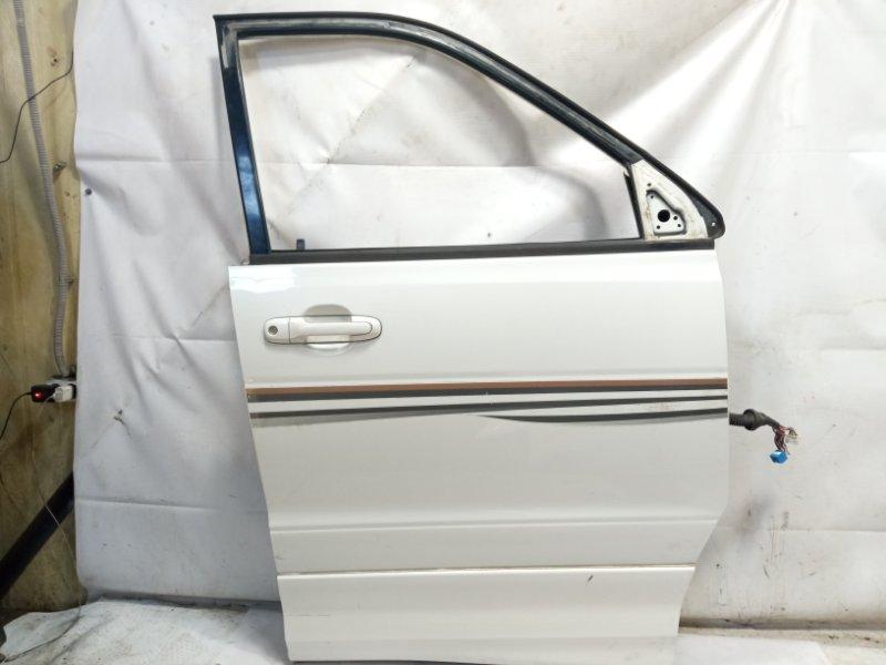 Дверь Toyota Town Ace Noah CR42 3SFE 2001 передняя правая