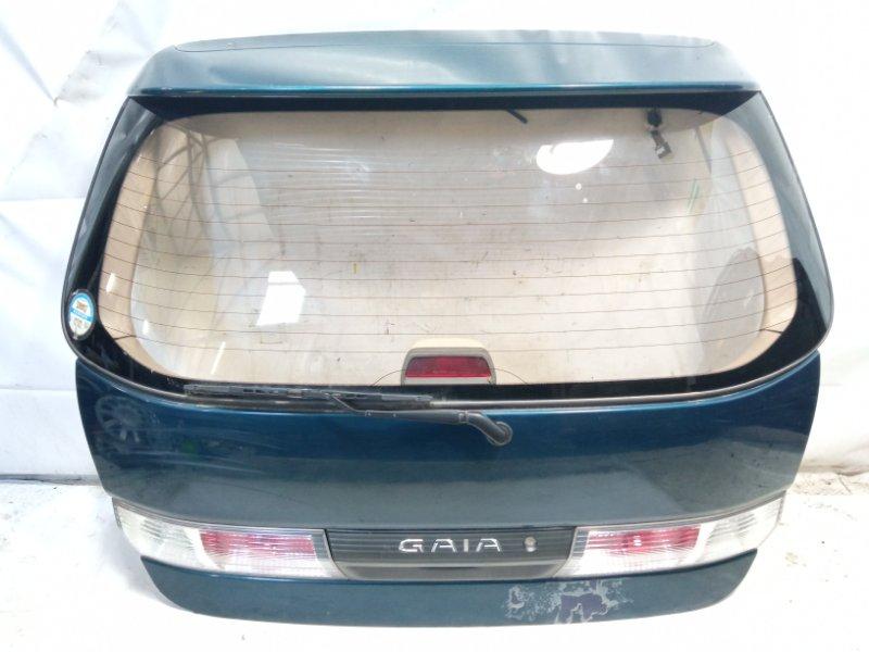 Дверь 5я Toyota Gaia SXM10 3CTE 2000 задняя