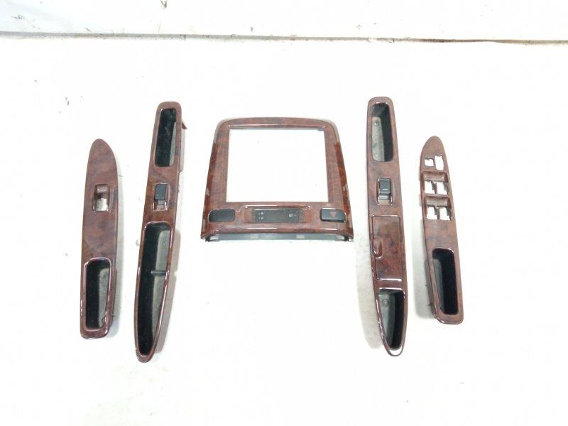 Консоль магнитофона Toyota Gaia SXM10 3CTE 2000