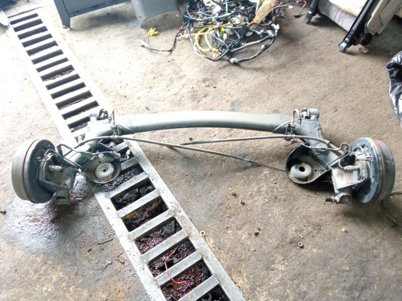 Балка Toyota Gaia SXM10 3CTE 2000 задняя