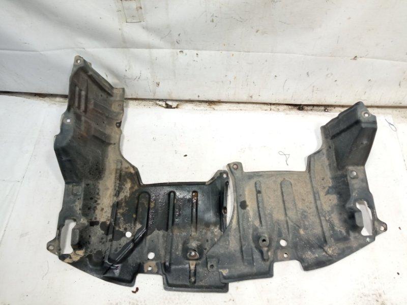 Защита двигателя Toyota Gaia SXM10 3CTE 1999 передняя