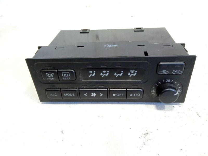 Блок управления климат-контролем Toyota Gaia SXM10 3CTE 1999