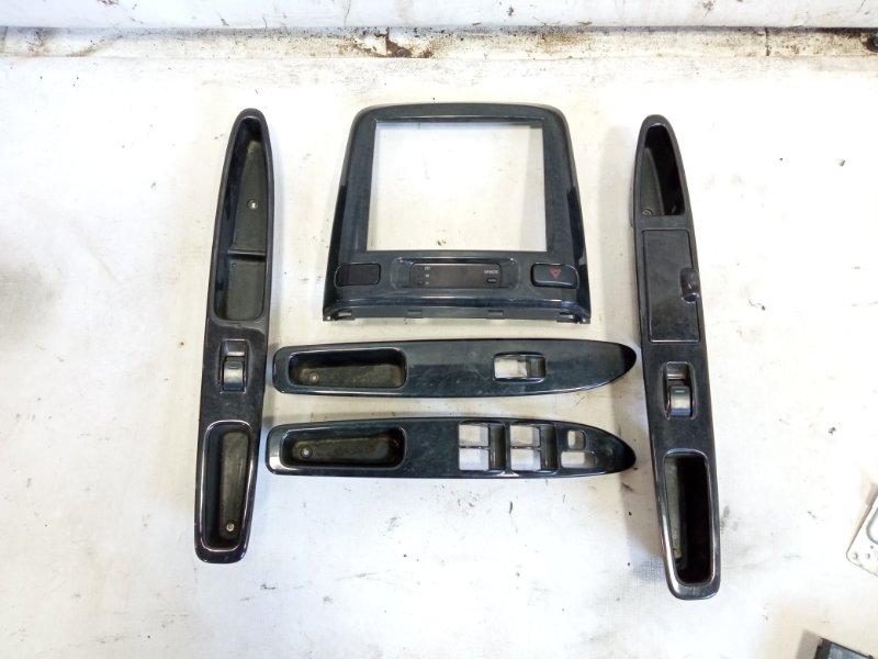 Консоль магнитофона Toyota Gaia SXM10 3CTE 1999