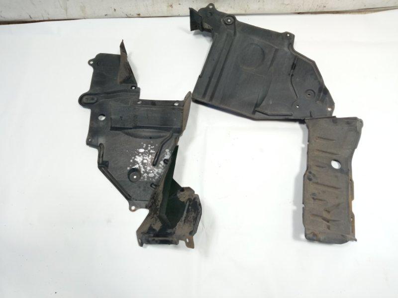 Защита двигателя Nissan Xtrail T30 SR20VET 2001