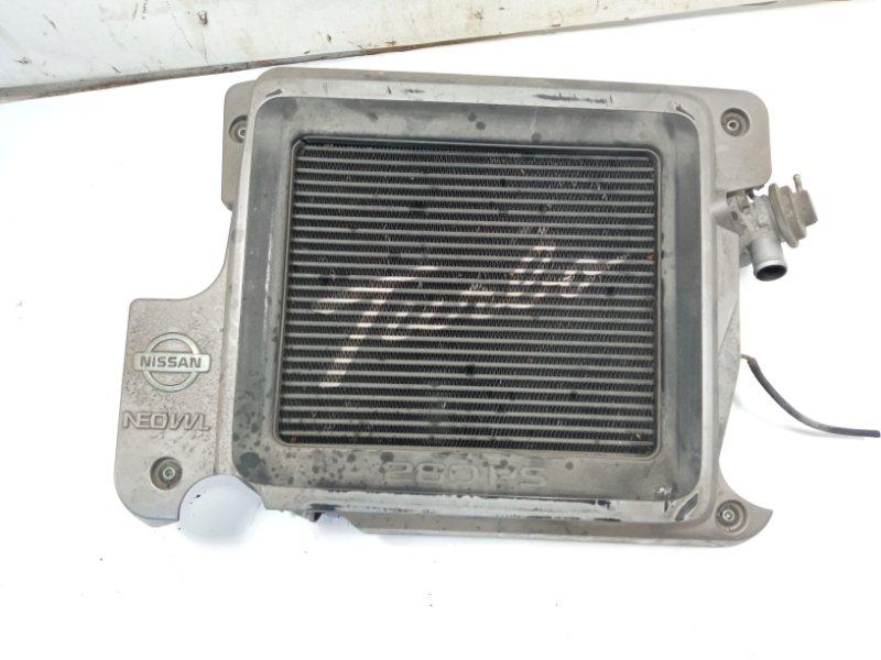 Интеркулер Nissan Xtrail T30 SR20VET 2001